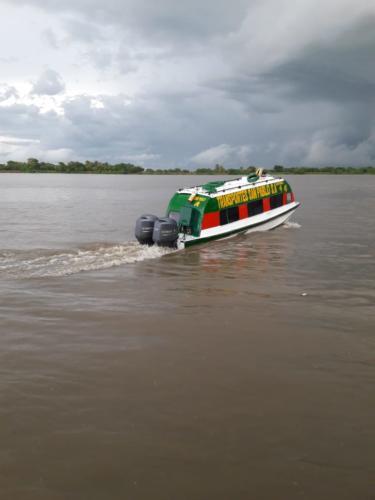 Bote 4 - Magangué